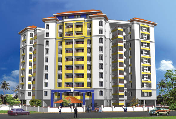Buy flat in trivandrum kerala