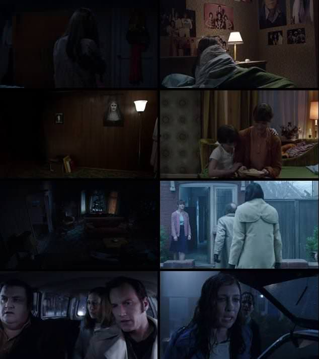 The Conjuring 2 2016 Dual Audio