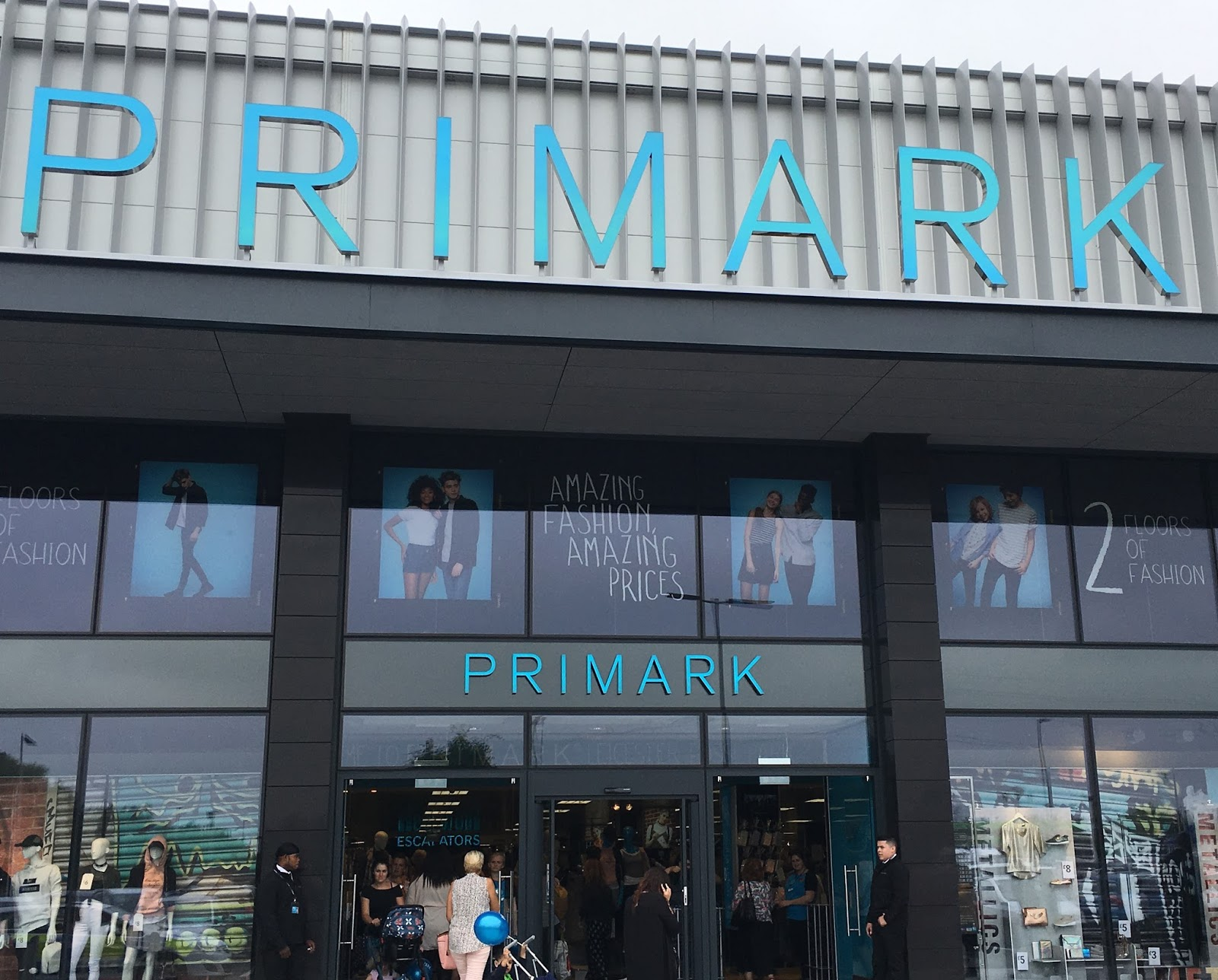 Primark Leicester Fosse Park lifestyle fashion