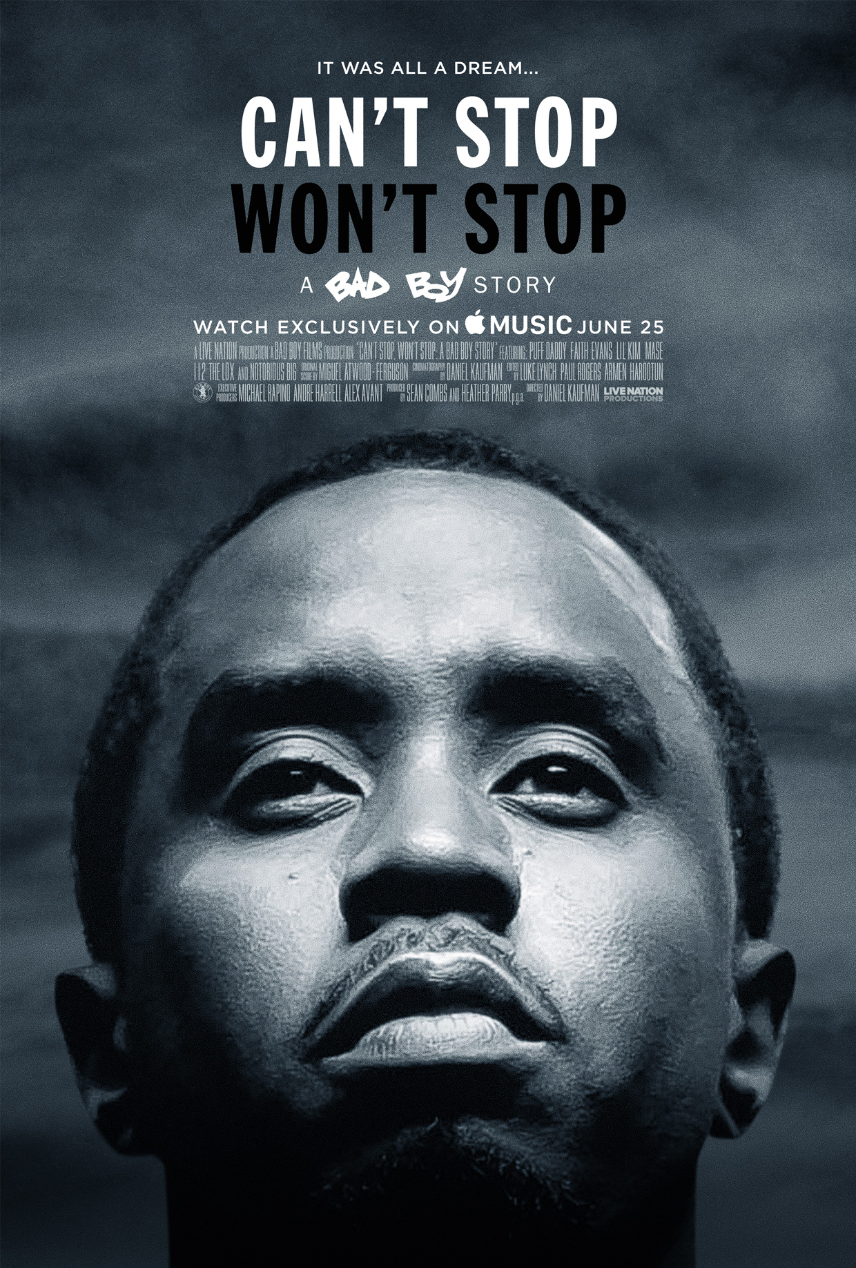 Can't Stop, Won't Stop  A Bad Boy Story (2017)