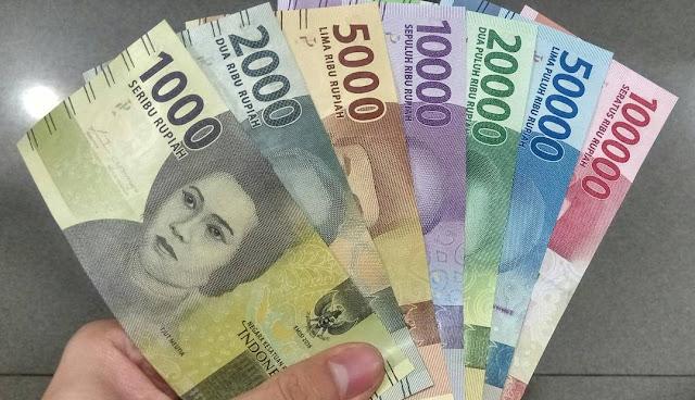 Ada Motif Batik Mega Mendung Cirebon Di Uang Yang Baru