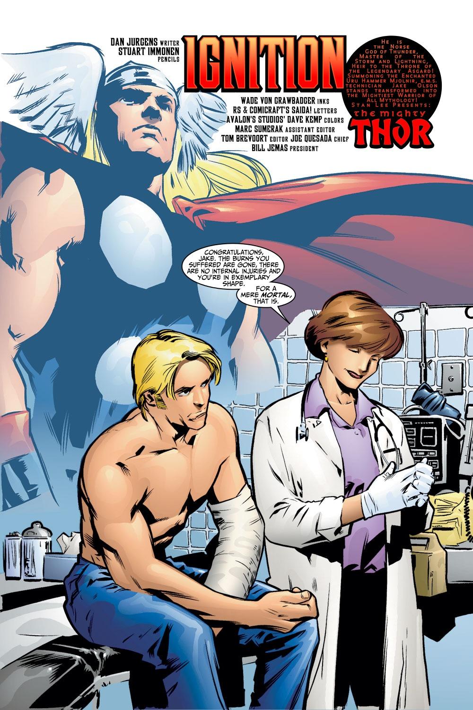 Thor (1998) Issue #39 #40 - English 2