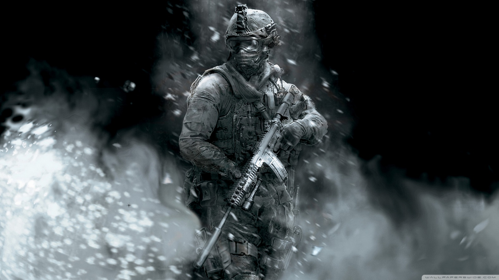 Freaking Spot: Call Of Duty Full HD 1080p Wallpapers