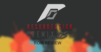 Custom rom yaitu sebuah hal yang umum di bahas ketika ini Resurrection Remix!?? Ternyata memang ringan nih Cusrom.