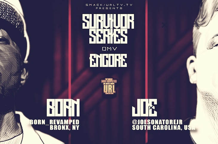 URL Presents: Joe Vs Born