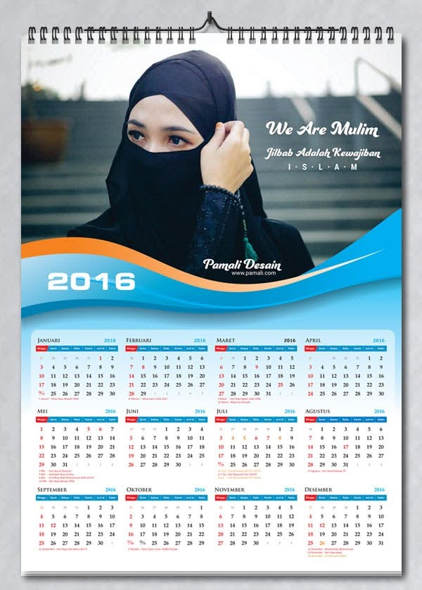 Kalender Dinding Download