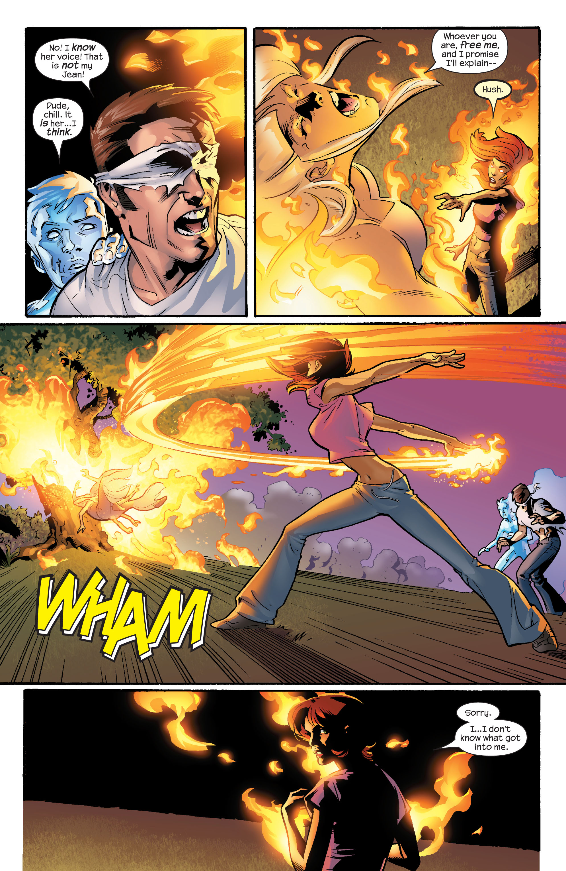 Read online Ultimate X-Men comic -  Issue #56 - 20