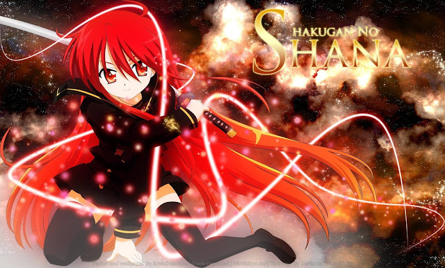 Shakugan no Shana III (24/24) (70MB) (HDL) (Sub Español) (Mega)
