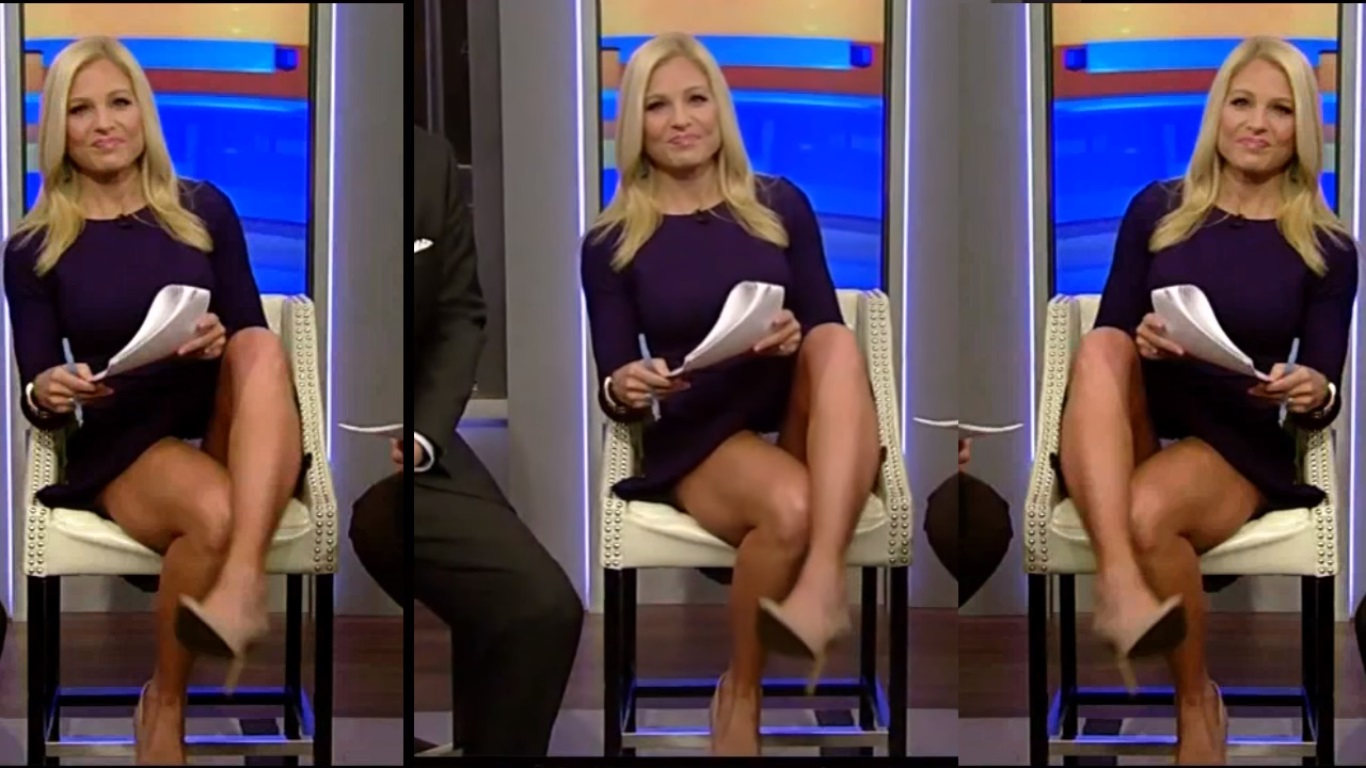 Woman ainsley earhardt and julie banderas upskirt rode
