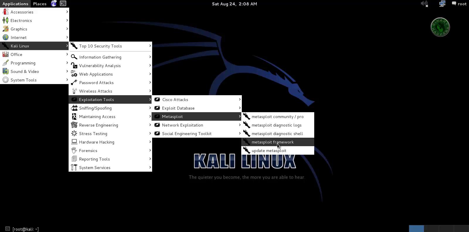 Hacking Windows 8 Firefox Exploit in Kali linux - binary hackers