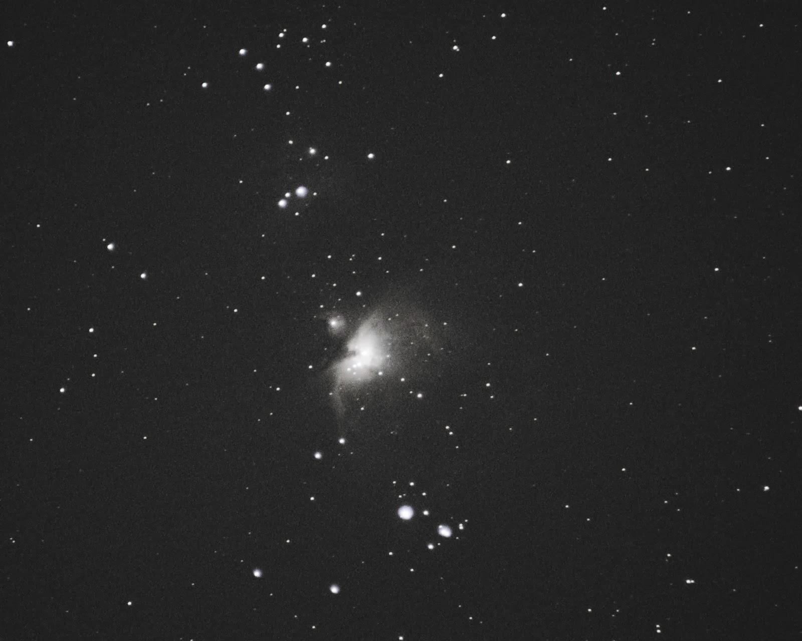 from small telescope orion nebula - photo #4