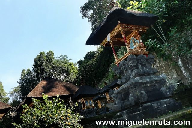 Santuarios-Goa-Gajah