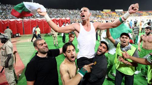 نتيجة بحث الصور عن مباراة مصر والجزائر أم درمان