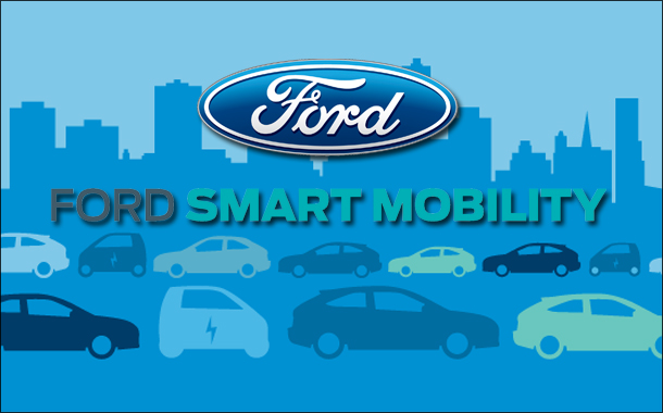 Ford Smart Mobility Initiatives 2016