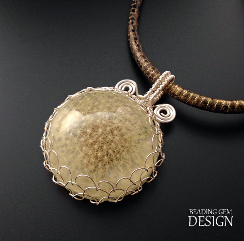 How to make real flower resin jewelry the beading gems journal aloadofball Gallery