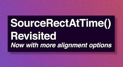 Tutorial AE: Menyelaraskan Teks Saat Menggunakan Sumber Rect At Time Di After Effects