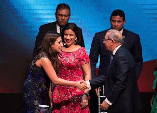 Danilo Medina deja inaugurada la Vigésima Segunda Feria Internacional del Libro Santo Domingo 2019