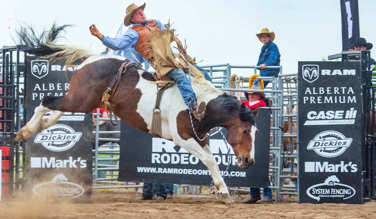 Schedule Burford Ram Rodeo