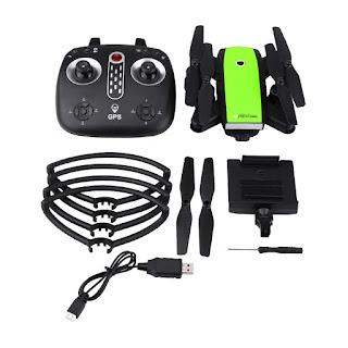 Spesifikasi Drone LH-X28WF - OmahDrones