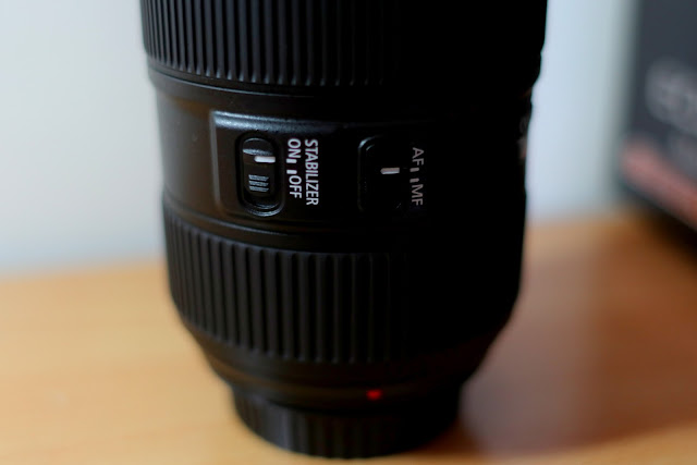 Canon EF 24-105mm f/4L IS II USM 開箱及試拍照