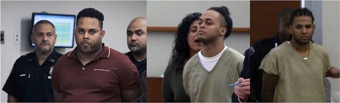 Presuntos trinitarios acusados por asesinato de Junior rehúsan testificar en gran jurado y se niegan a cooperar con investigación