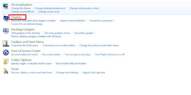 thủ thuật giúp bạn tối ưu màn hình windows
