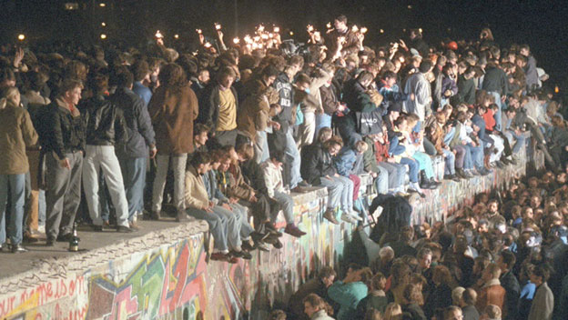 Berlin Duvarı'nın Sonbaharı