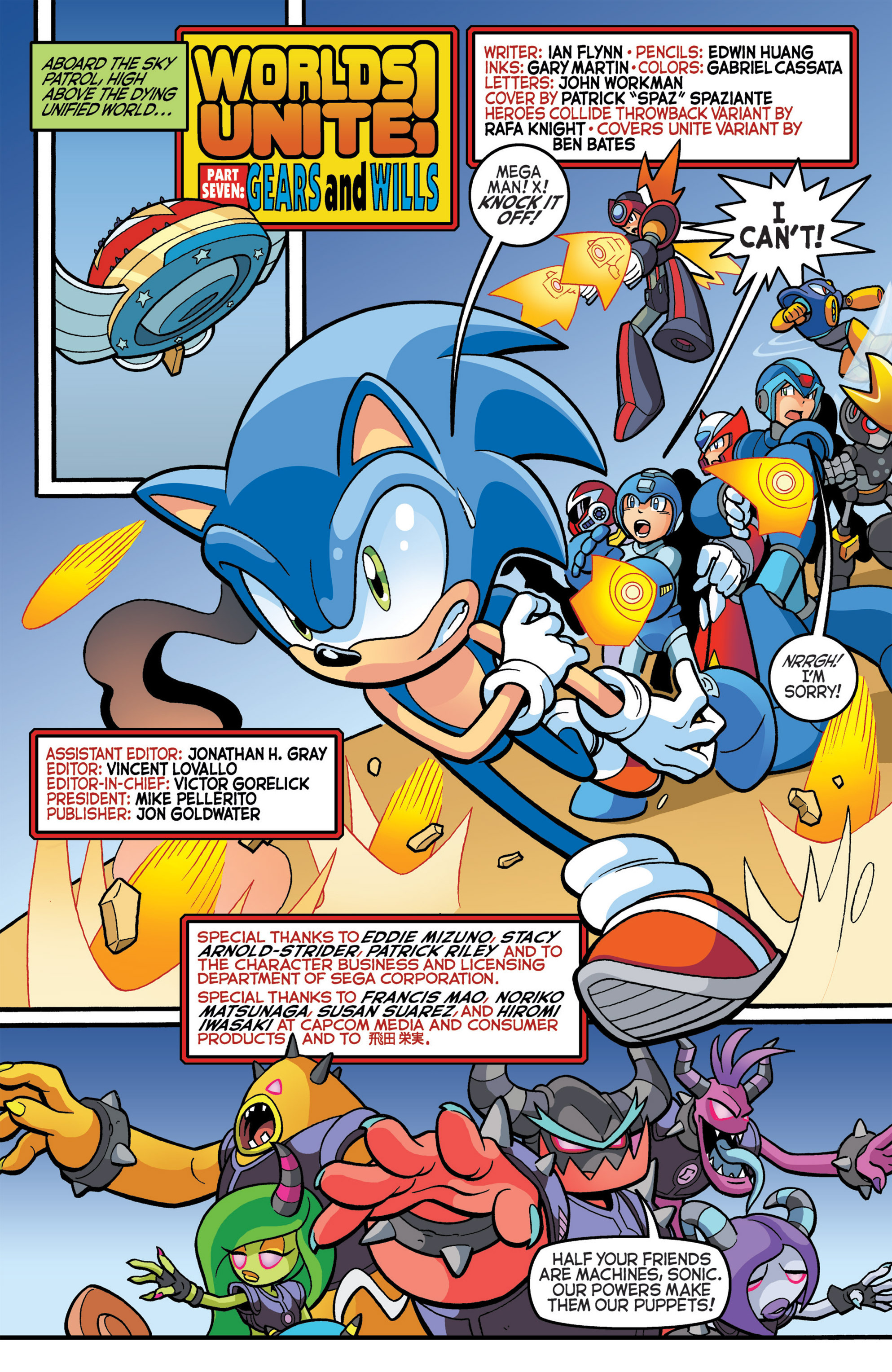 Read online Sonic The Hedgehog comic -  Issue #274 - 4