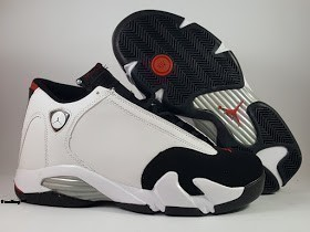 Sepatu Basket Jordan 14 White , toko sepatu basket, jual sepatu basket , harga basket jordan , jordan 14 , jordan XIV retro