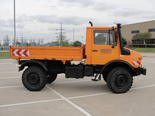 1988 mercedes benz unimog 4x4 truck 4x4 cars for Mercedes benz unimog for sale usa