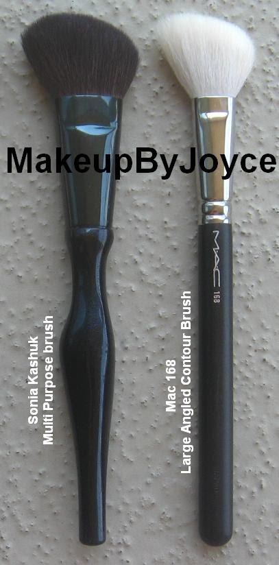 Sonia Kashuk Medium Angled Multipurpose Brush No 17 Review