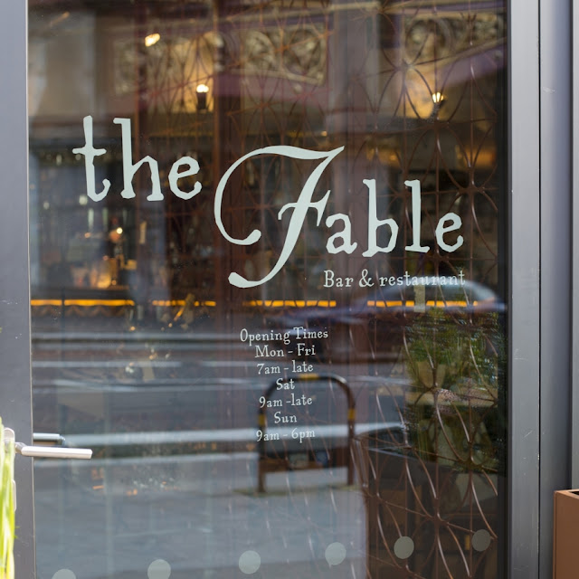The Fable Bar - Holborn Viaduct