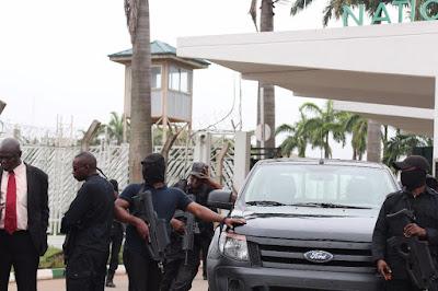 How we'll tackle Buhari, DSS, Police, others – Sen Bruce at NASS