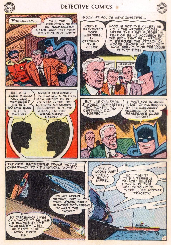 Detective Comics (1937) 183 Page 12