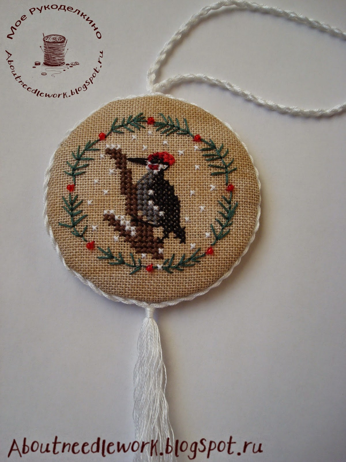 Woodland birdies The Victoria Sampler схема