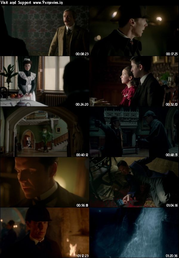 Sherlock The Abominable Bride 2016 English 720p HDTV 650MB ESubs