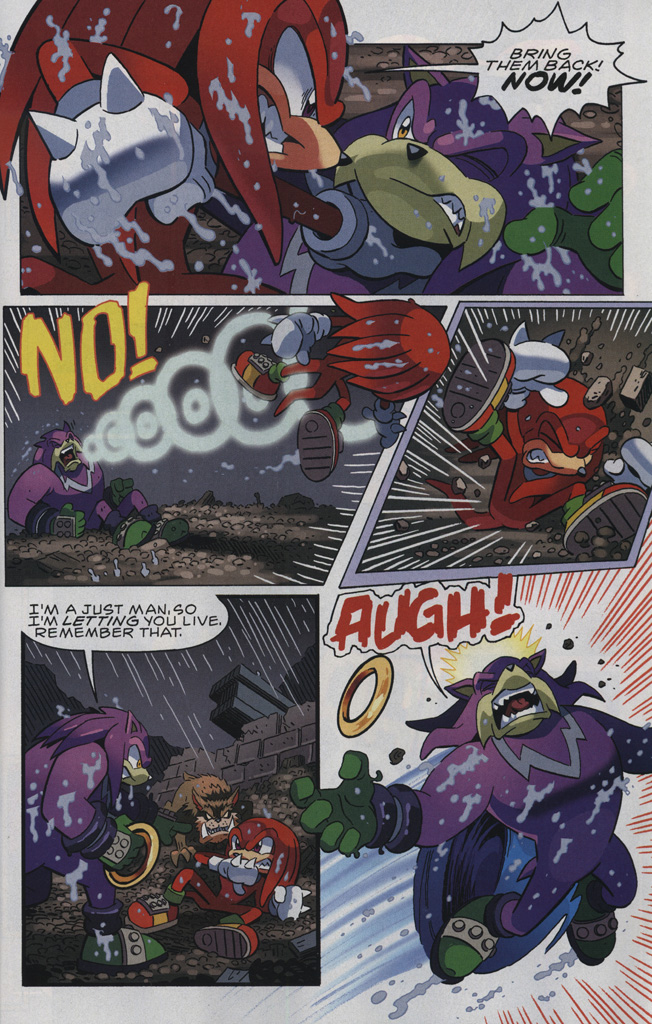 Read online Sonic The Hedgehog comic -  Issue #244 - 29