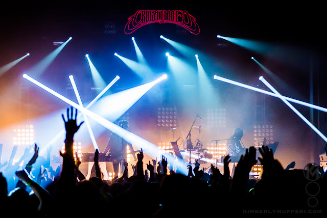 Chromeo | NYC Music Event Photography | Kimberly Mufferi Photography
