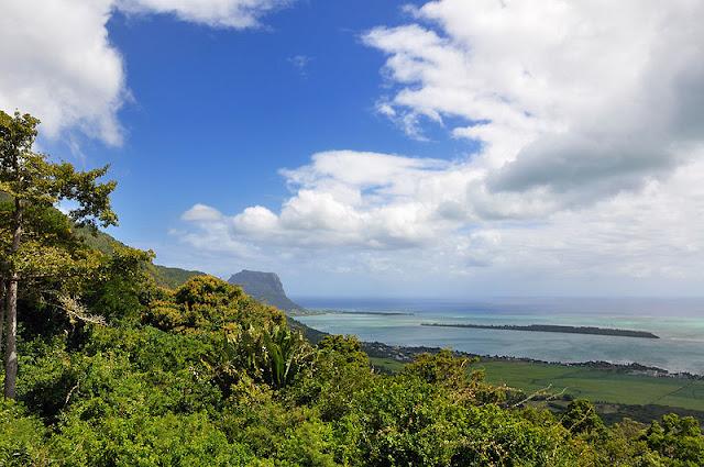 Mauritius, Chamarel