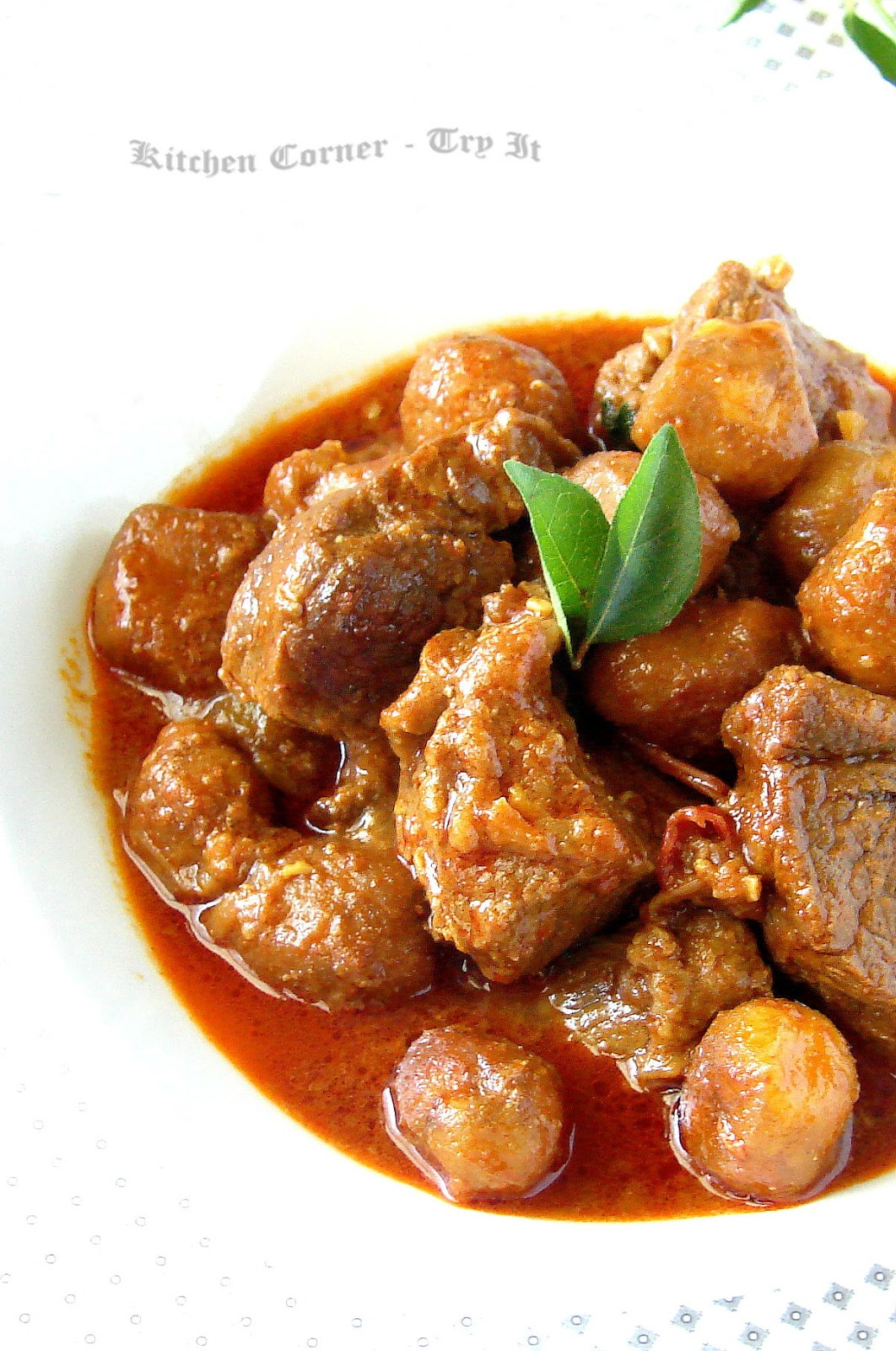 how to get rid of excess salt in curry