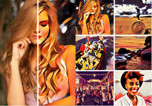 [OFFICIAL] Prisma – Art Filters and Photo Effects App for Android