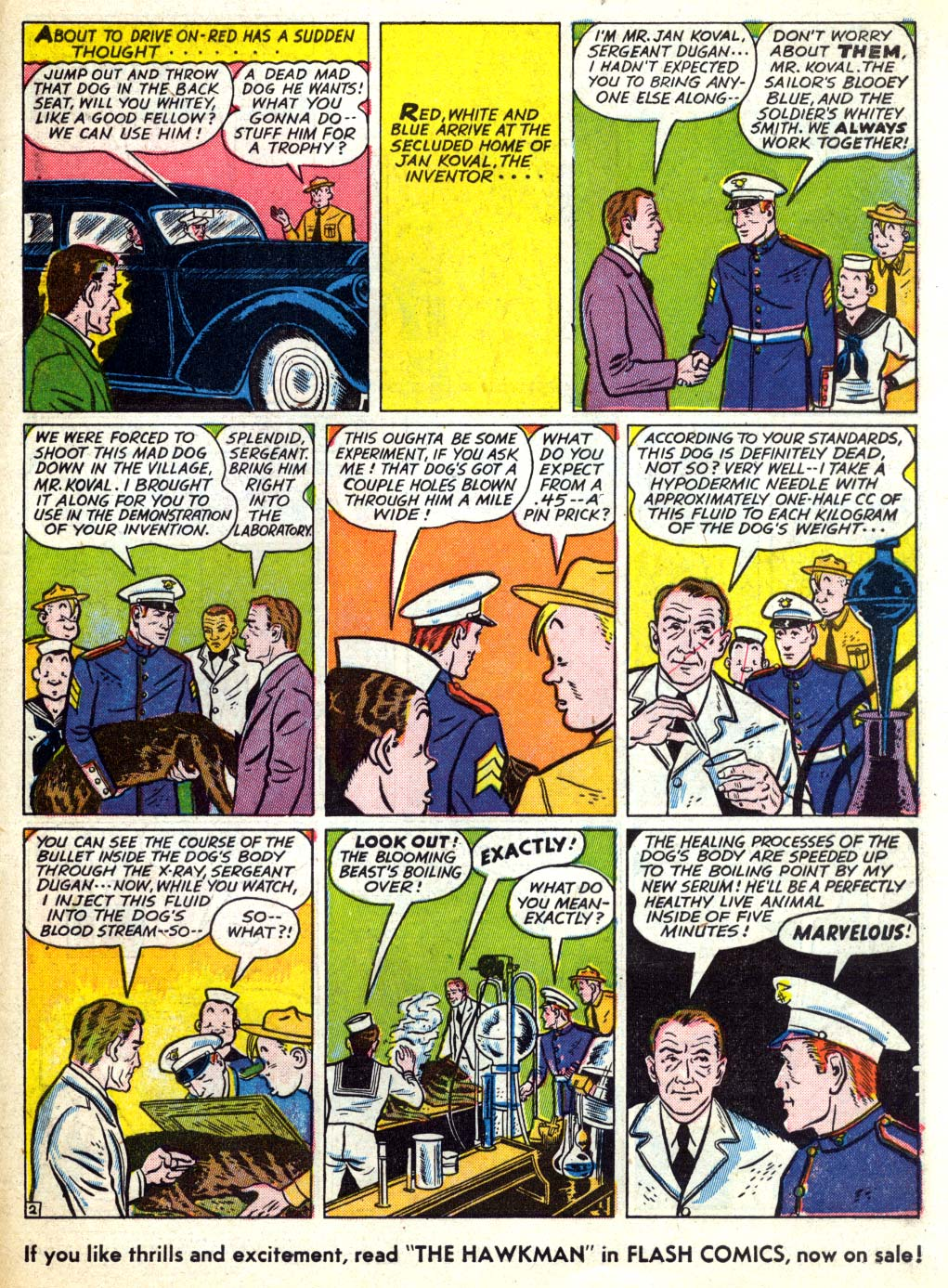 Read online All-American Comics (1939) comic -  Issue #26 - 57