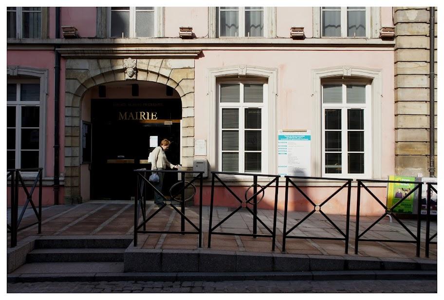 Cergipontin epinal 88 la mairie the town hall for La porte tx city hall