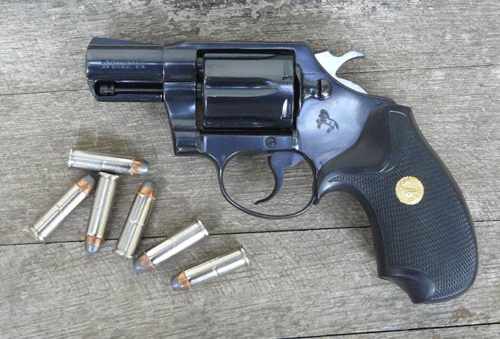 Rrevolver Colt Detective Special