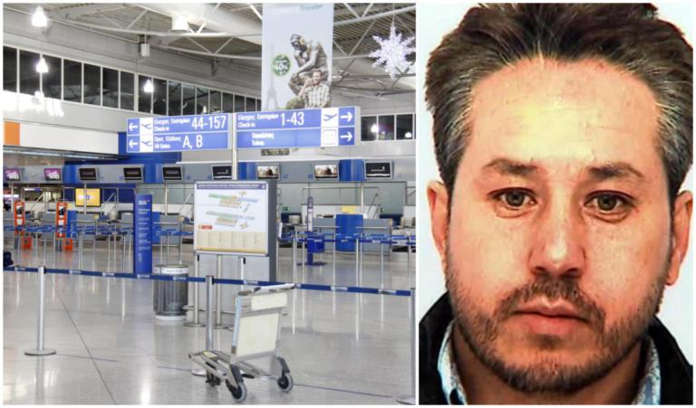 """Θρίλερ με την σύλληψη του ΑΦΓΑΝΟΥ στο """"Ελευθέριος Βενιζέλος""""!Ξυλοκόπησε μέχρι θανάτου τη γυναίκα του στη Γαλλία"""