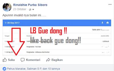 LB like back