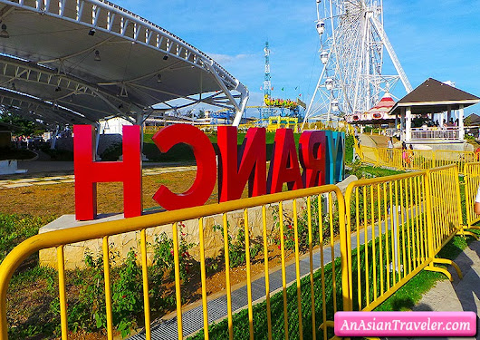 An Asian Traveler : Tagaytay Getaway: Sky Ranch
