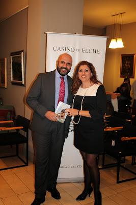 """El Blog de María Serralba - Presentación """"El Dios del faro"""" Elche"""