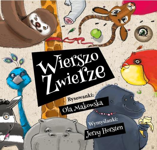 Wierszozwierze - Jerzy Horsten