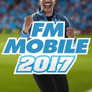 Download FootBall Manager Mobile 2017 APK + Data full version